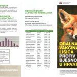 Slika 2. Oralna vakcinacija lisica