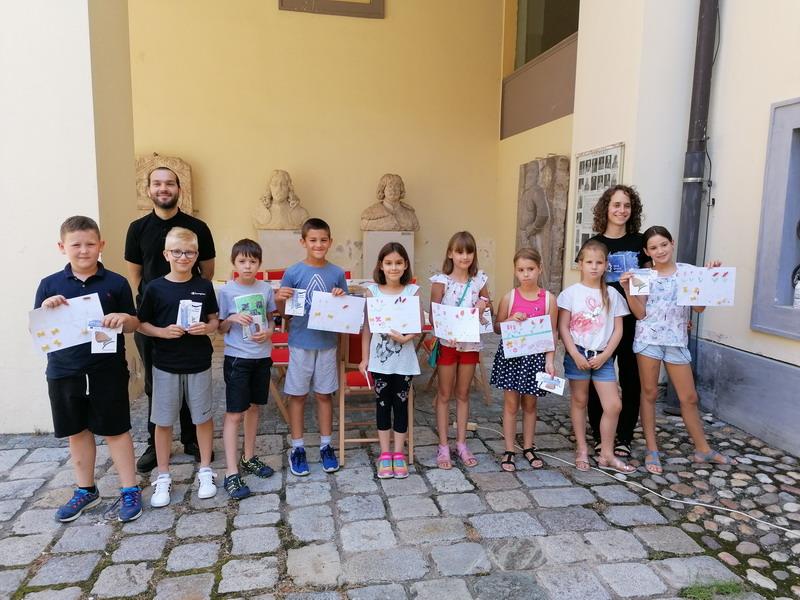 Ljetna muzeologajnica Leptir 30 srpnja