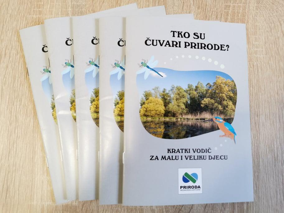 brošura Čuvari prirode