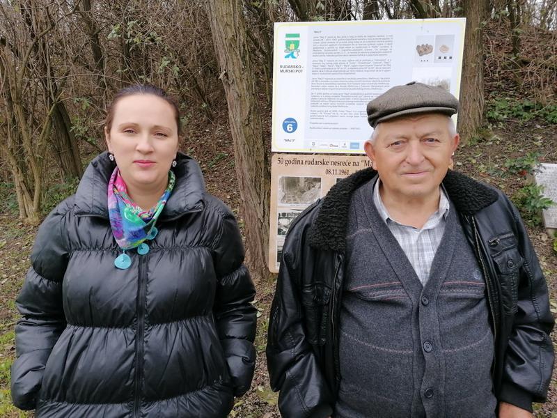 Mihaela Mesarić i Mijo Kontrec
