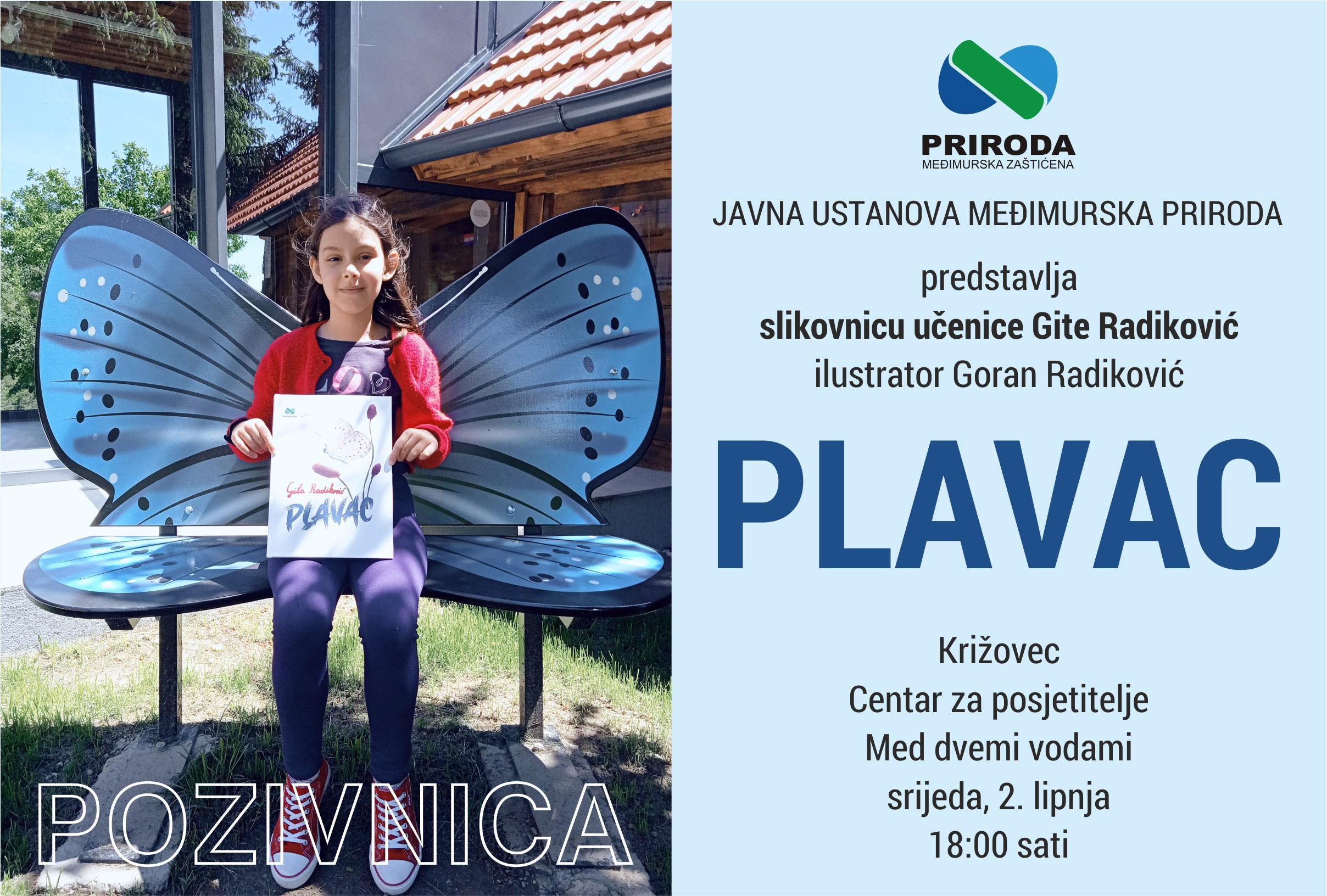Pozivnica Plavac