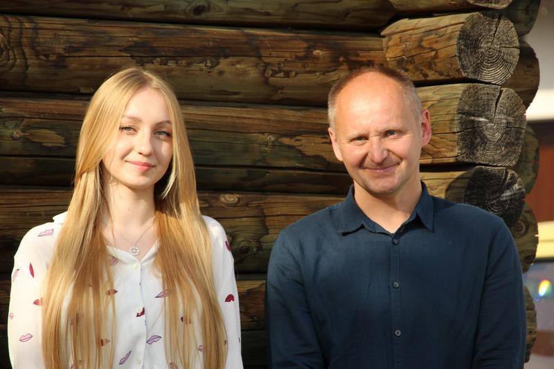 Stjepana i mentor Nenad Novak