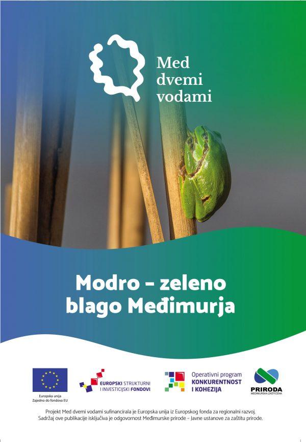 Modro zeleno – blago Međimurja