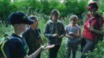 Učenici OŠ Zebanec s učiteljicom Mirjanom Dežđek Ciglar