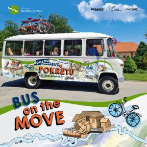 Bus hop on hop off Krizovec